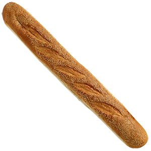 French Bread Seeded