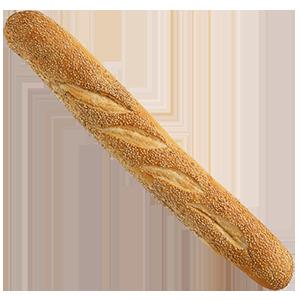 Jersey Loaf Seeded