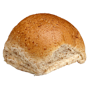 Whole Wheat Hamburger Roll