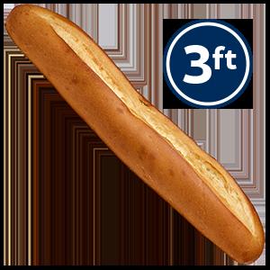 3-Foot Italian Loaf