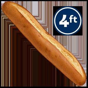 4-Foot Italian Loaf