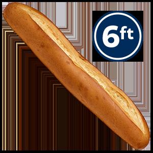 6-Foot Italian Loaf