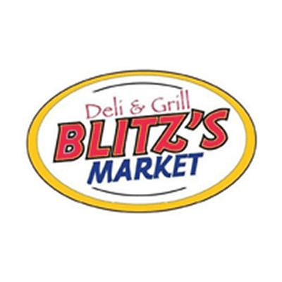 Blitz's Market Logo
