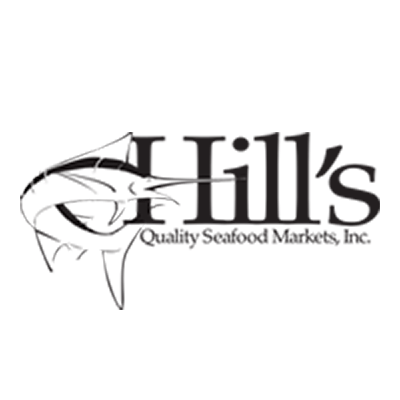 Hill's Seafood Logo