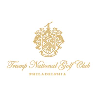 Trump National Golf Club Philadelphia logo